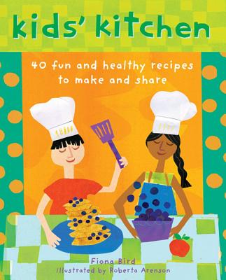 Kid's Kitchen Cover Image