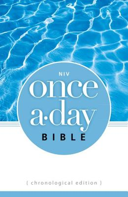 Once-A-Day Bible-NIV-Chronological Cover Image