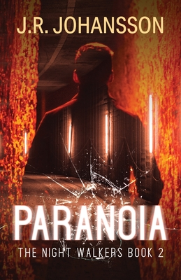 Cover for Paranoia (Night Walkers #2)