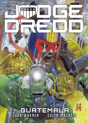 Judge Dredd: Guatemala Cover Image