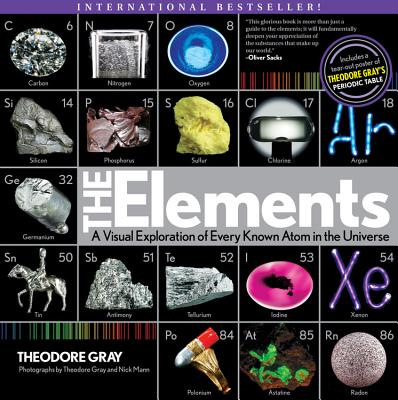 Elements: A Visual Exploration of Every Known Atom in the Universe Cover Image