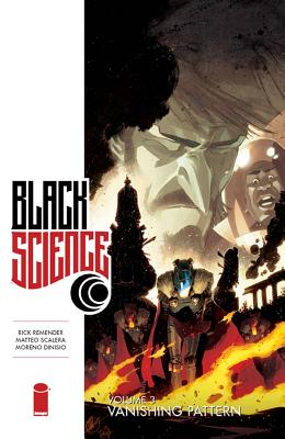Black Science, Volume 3: Vanishing Pattern (Black Science Tp #3) Cover Image