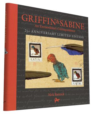 Griffin and Sabine, 25th Anniversary Limited Edition: An Extraordinary Correspondence Cover Image