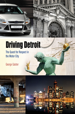 Cover for Driving Detroit