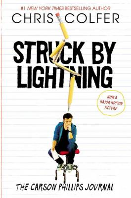 Struck by Lightning: The Carson Phillips Journal Cover Image