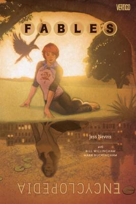 Fables Encyclopedia Cover