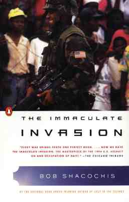 Immaculate Invasion Cover Image