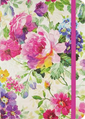 Peony Garden Journal Cover Image