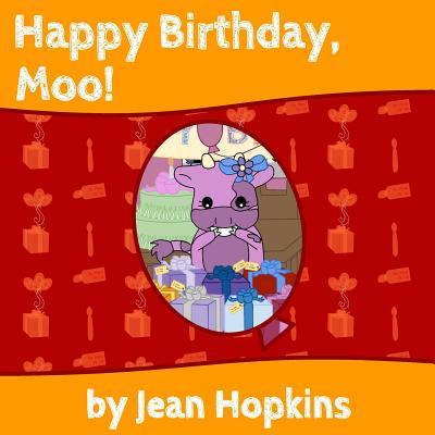 Happy Birthday, Moo! Cover Image