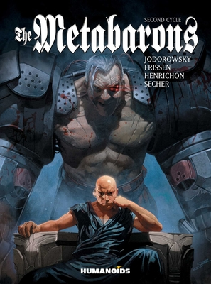 Cover for The Metabarons