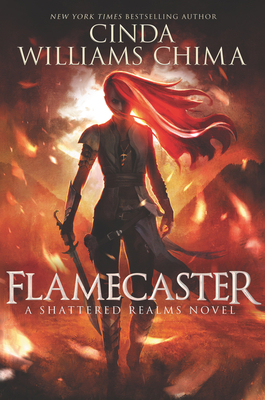 Flamecaster (Shattered Realms #1) Cover Image