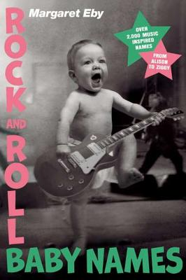 Rock and Roll Baby Names Cover