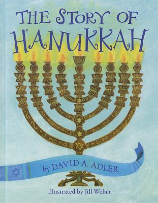 The Story of Hanukkah Cover