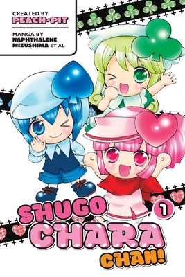Shugo Chara Chan!, Volume 1 Cover