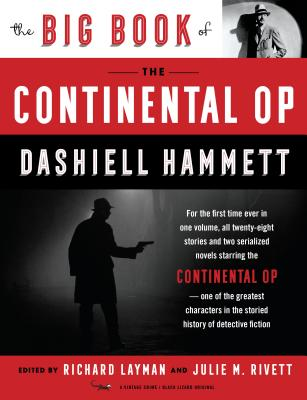 The Big Book of the Continental Op Cover Image