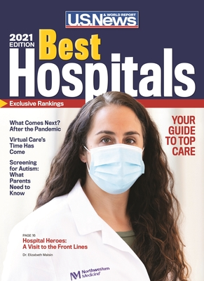 Best Hospitals 2021 Cover Image