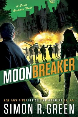 Moonbreaker (Secret Histories #11) Cover Image