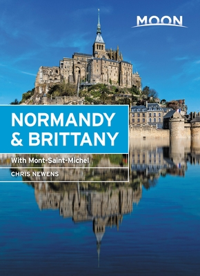 Cover for Moon Normandy & Brittany