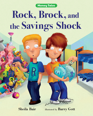 Rock, Brock, and the Savings Shock Cover Image