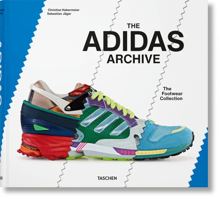 The Adidas Archive. the Footwear Collection Cover Image