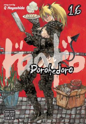 Dorohedoro, Vol. 16 Cover Image