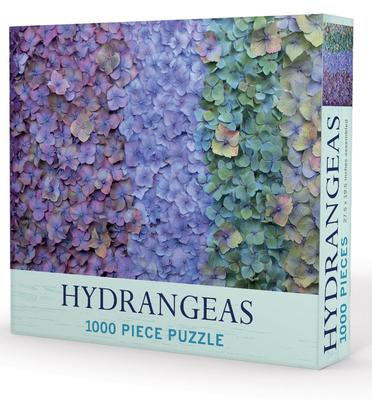 Hydrangeas Puzzle Cover Image