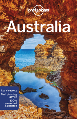 Lonely Planet Australia 21 (Travel Guide) Cover Image