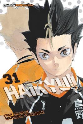 Haikyu!!, Vol. 31: Hero Cover Image