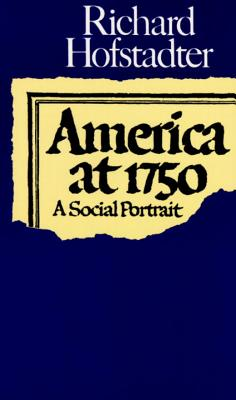 America at 1750: A Social Portrait Cover Image