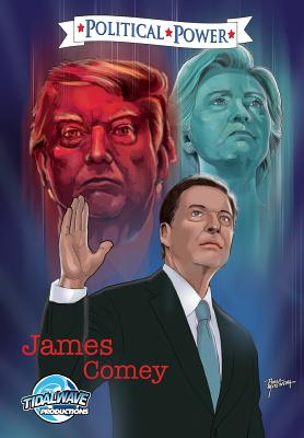 Political Power: James Comey Cover Image