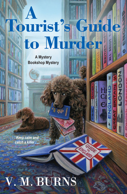 A Tourist's Guide to Murder (Mystery Bookshop #6) Cover Image