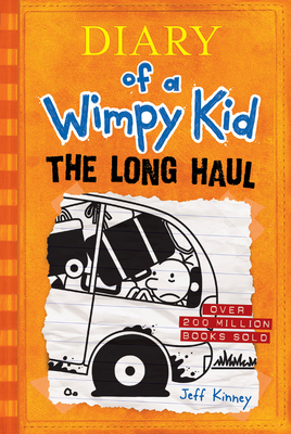 The Long Haul (Diary of a Wimpy Kid #9) Cover Image