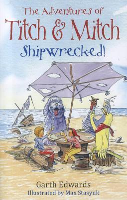 Shipwrecked! Cover