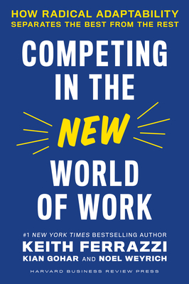 Cover for Competing in the New World of Work