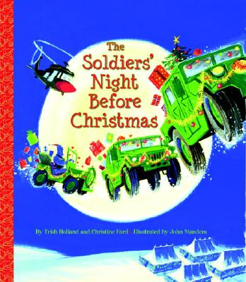 The Soldiers' Night Before Christmas Cover