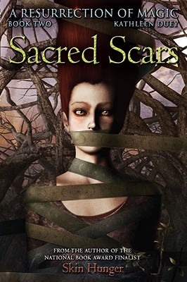 Sacred Scars Cover