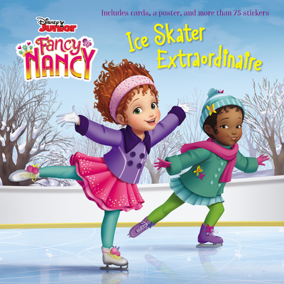 Disney Junior Fancy Nancy: Ice Skater Extraordinaire cover