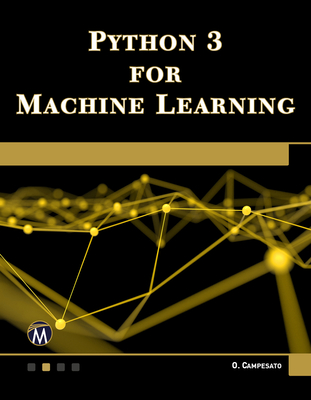 Python 3 for Machine Learning Cover Image