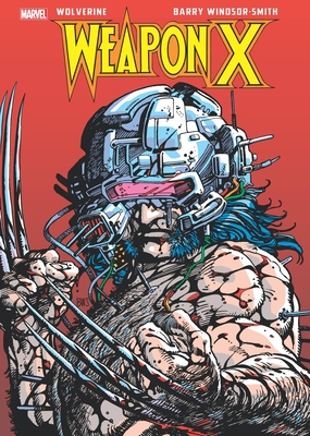 Wolverine: Weapon X - Gallery Edition Cover Image