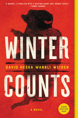 Cover Image for Winter Counts: A Novel