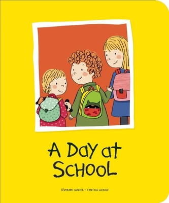 A Day at School Cover