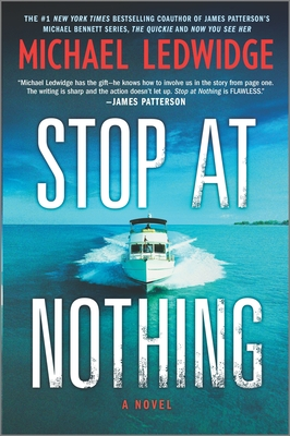 Stop at Nothing Cover Image