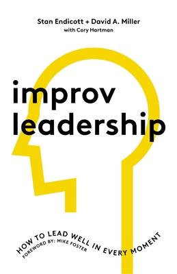 Cover for Improv Leadership