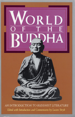 Cover for World of the Buddha