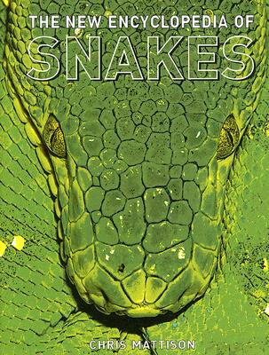 The New Encyclopedia of Snakes Cover Image