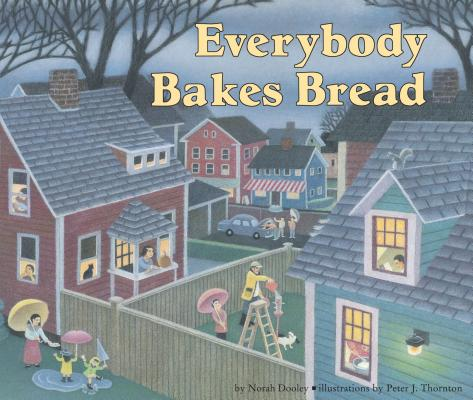Everybody Bakes Bread (Carolrhoda Picture Books) Cover Image