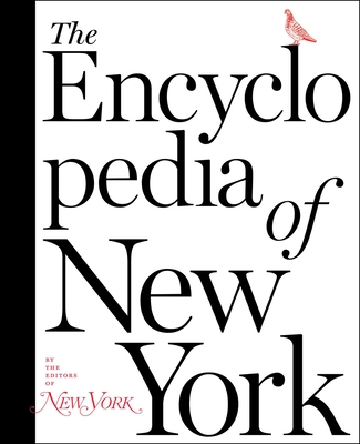 Cover for The Encyclopedia of New York