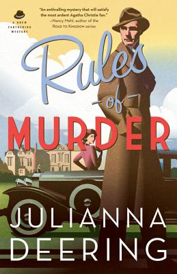 Rules of Murder Cover