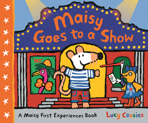 Maisy Goes to a Show Cover Image