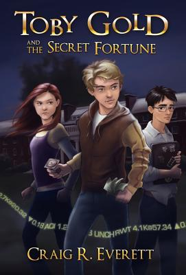 Toby Gold and the Secret Fortune Cover